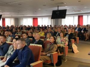 Показ фильма в Нижнем Новгороде